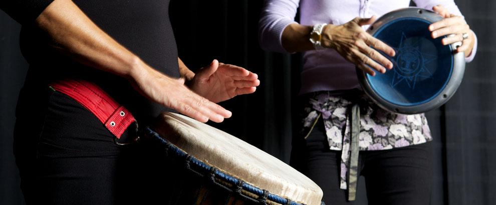 Trommel- und Rhythmuspädagogik